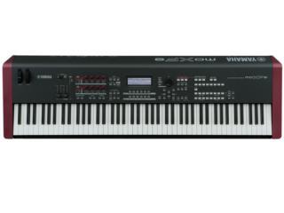 Yamaha Sintetizador MOX F8 , STEVAN MICHEO MUSIC Puerto Rico