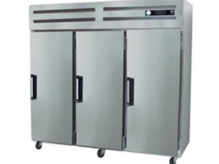NEVERA FOGEL 3 puertas S/S (77cuft)... NUEVA , AA Industrial Kitchen Inc Puerto Rico