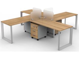 Sistemas de escritorios ATANA, ModuFit, Inc. Puerto Rico