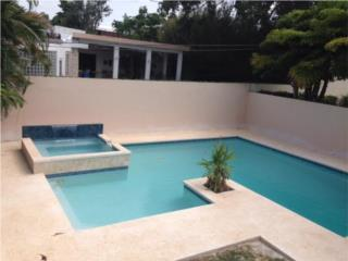 Piscinas puerto rico for Casas con piscina para alquilar en puerto rico