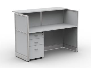 SINGLE STATION WITH BOX BOX FILE PEDESTAL, ModuFit, Inc. Puerto Rico