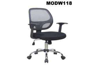 SILLA CLERICAL MOD 118, ModuFit, Inc. Puerto Rico