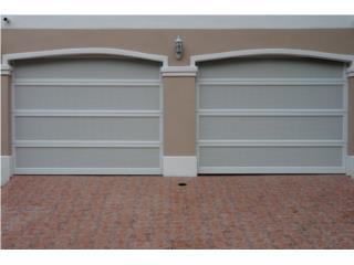 Puerta De Garage Aluminio Ventilada, EURO GARAGE DOORS Puerto Rico