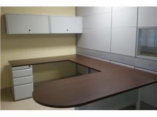 Modulares, sillas, escritorios, Modulos, A E NOVA Contractors Puerto Rico