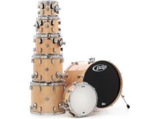 BATERIA PDP / CONCEPT  7PC MAPLE SHELL PACK, STEVAN MICHEO MUSIC Puerto Rico