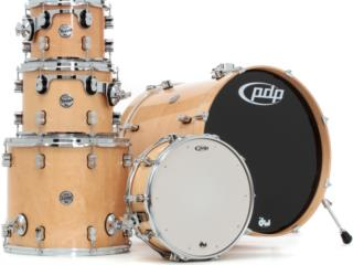 BATERIA PDP / CONCEPT  5PC MAPLE SHELL PACK, STEVAN MICHEO MUSIC Puerto Rico