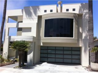 Puerta De Garage Aluminio Cristal, EURO GARAGE DOORS Puerto Rico