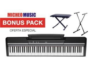 Piano Korg SP-170S INCLUYE STAND Y SILLA !!! , STEVAN MICHEO MUSIC Puerto Rico
