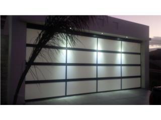 PUERTA MODELO NUEVOS 2019 LUXURY, PUERTO RICO GARAGE DOORS INC. Puerto Rico