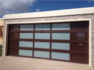 PUERTA GARAGE MODELO NUEVO PARA. EL 2020, PUERTO RICO GARAGE DOORS INC. Puerto Rico