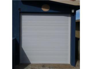 PUERTA DE GARAGE ROLL UP, EURO GARAGE DOORS Puerto Rico