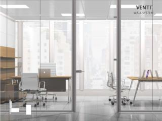 VENTI GLASS WALL SYSTEM, ModuFit, Inc. Puerto Rico