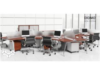 Sistemas de Escritorios DIOMO, ModuFit, Inc. Puerto Rico