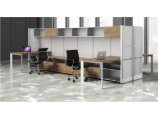 Estaciones Modulares, ModuFit, Inc. Puerto Rico