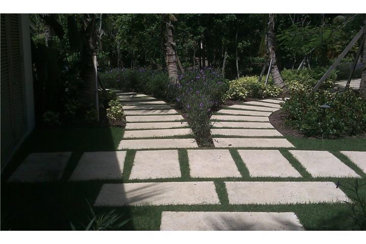 Losas stepping pavers para patios terrazas puerto rico - Losas para terrazas ...