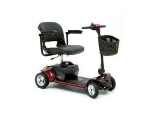 Pride Scooter GOGO Elite Traveller Plus 4, Equipos Pro-Impedidos Inc. Puerto Rico