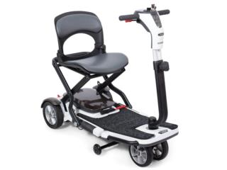 Pride GOGO Folding Scooter 4 Wheels, Equipos Pro-Impedidos Inc. Puerto Rico