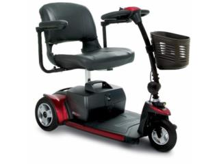 Pride Scooter GOGO Elite Traveller Plus 3 , Equipos Pro-Impedidos Inc. Puerto Rico