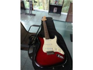Fender Starcaster con case, DRONES PLASTICOS  Puerto Rico