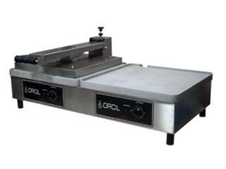 TOSTADORA-PLANCHA COMB0 GIGANTE 120V servicio, AA Industrial Kitchen Inc Puerto Rico