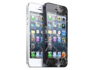 Pantallas iPhone 5c, 5s , SAT EXPERTS Puerto Rico