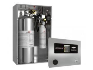 Sistema de Supresión de Cocina AMEREX , CEL Fire Extinguishers & More Puerto Rico