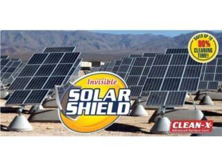SOLAR SHIELD LIMPIEZA Y TRATAMIENTO SERVICIO, AUTORIDAD DE ENERGIA SOLAR Puerto Rico