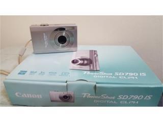Camera Canon SD790 IS , WSB Supplies Puerto Rico