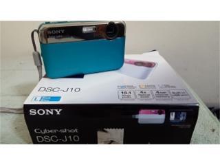 Camera Sony DSC--J10 Puerto Rico