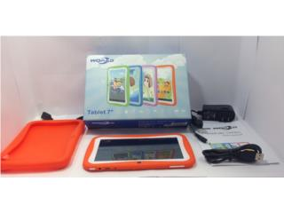 """WOPAD – Kids7"""" Android Tablet con Accesorios, CELUCITY Puerto Rico"""