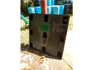 PALETAS PLASTICAS para Jardineria nuevas, DRONES PLASTICOS  Puerto Rico