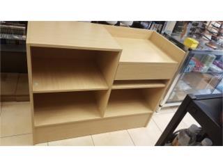 Mueble Caja Registradora con Mostrador, WSB Supplies Puerto Rico