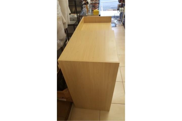Mueble caja registradora con mostrador puerto rico for Mueble caja registradora