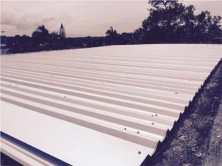 Techos de Galvalum o aluminio, FREDDIE REJAS Puerto Rico