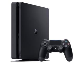 PS4 Playstation 4 Slim Nuevo juego gratis!, PRO Electronics Puerto Rico