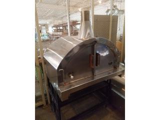 Hornos para pizza artezanal, Restaurant Equipment and Steel Puerto Rico