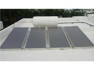 Calentador Residencial y Industrial, Quality Solar System 787-517-0663 Puerto Rico