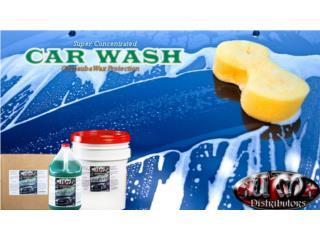 Car Wash ( Super Concentrated ), UM Distributors, Inc. Puerto Rico