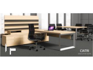 Oficina Ejecutiva CIATRI, ModuFit, Inc. Puerto Rico