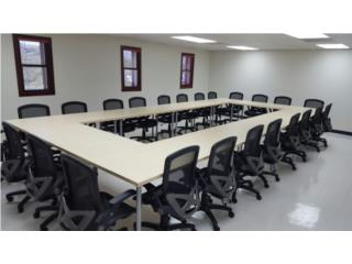 CONFERENCE AND TRAINING TABLES, A E NOVA Contractors Puerto Rico
