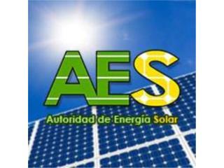 ENERGIA RENOVABLE SOLAR, AUTORIDAD DE ENERGIA SOLAR Puerto Rico