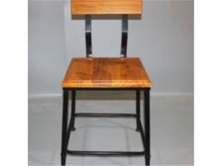 SILLA MODELO OLD SCHOOL, Furniture Warehouse Outlet: Contract Division Puerto Rico