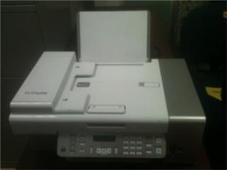 Printer, Fax y Copiadora LEXMARK X5495, WSB Supplies Puerto Rico