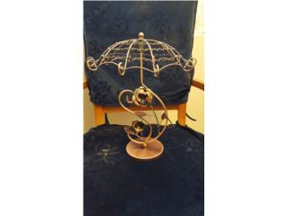 Exhibidor Jewelry Display (Umbrella), WSB Supplies U Puerto Rico