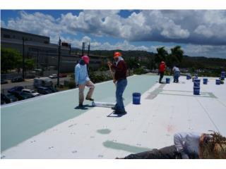 San Juan-Río Piedras Puerto Rico Plantas Electricas, Sellado techo Hydrostop - Cero Mantenimiento!