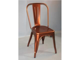 SILLA INDUSTRIAL COLOR BRONZE, Furniture Warehouse Outlet: Contract Division Puerto Rico
