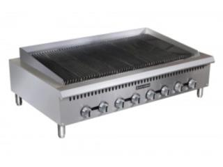 CHARBROILER heavy duty 24