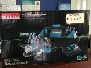 Makita Cut-Off/Angle Grinder Kit, DE DIEGO RENTAL Puerto Rico