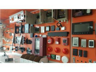 Seguridad para puerta,Magnética con timer , FAST SECURITY  Puerto Rico