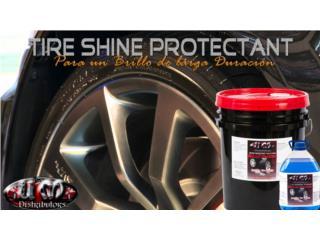 Car Wash & Detaling (Brillo de Gomas), UM Distributors, Inc. Puerto Rico